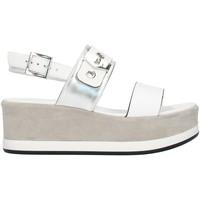 Sapatos Mulher Sandálias Nero Giardini E012470D Branco