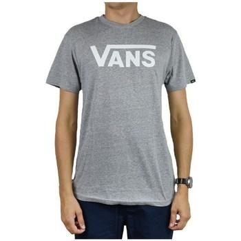Textil Homem T-Shirt mangas curtas Vans Classic Heather Athletic Tee Cinzento