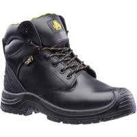 Sapatos Homem Sapato de segurança Amblers Safety  Preto