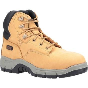 Sapatos Homem Sapato de segurança Magnum  Mel