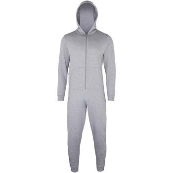Textil Criança Pijamas / Camisas de dormir Colortone CC01J Heather Grey