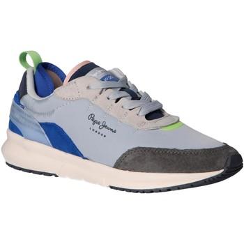 Sapatos Mulher Multi-desportos Pepe jeans PLS31007 N22 Gris
