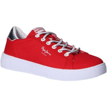 Sapatos Mulher Sapatilhas Pepe jeans PLS30955 ROXY Rojo