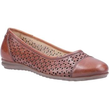 Sapatos Mulher Sabrinas Hush puppies  Tan