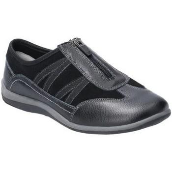 Sapatos Mulher Mocassins Fleet & Foster  Preto