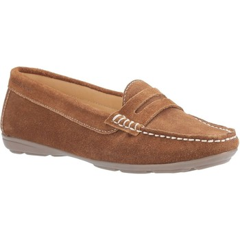 Sapatos Mulher Mocassins Hush puppies  Tan