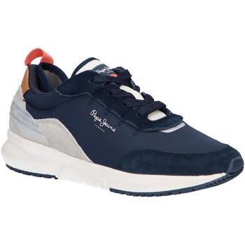 Sapatos Rapaz Multi-desportos Pepe jeans PBS30446 N22 Azul
