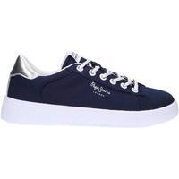 Sapatos Mulher Multi-desportos Pepe jeans PLS30955 ROXY Azul