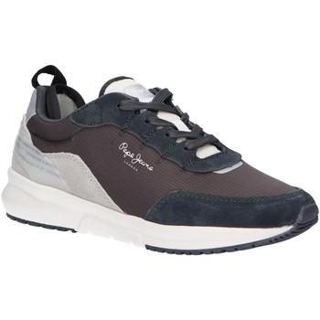 Sapatos Rapaz Multi-desportos Pepe jeans PBS30446 N22 Gris