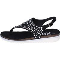 Sapatos Mulher Sandálias Xti Sandálias BM888 Preto