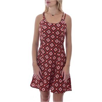 Textil Mulher Vestidos curtos Molly Bracken R1422AE20 Laranja