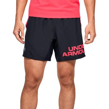 Textil Homem Shorts / Bermudas Under Armour Speed Stride Graphic 7 Shorts 1350169-001