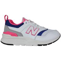 Sapatos Criança Sapatilhas New Balance pr997haj Branco
