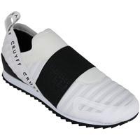 Sapatos Homem Slip on Cruyff elastico white Branco