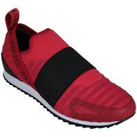 Sapatos Homem Slip on Cruyff elastico red Vermelho