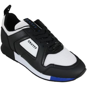 Sapatos Homem Sapatilhas Cruyff lusso white/max blue Preto