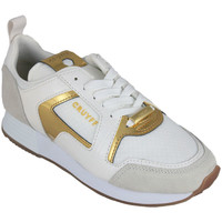 Sapatos Mulher Sapatilhas Cruyff lusso white/gold Branco