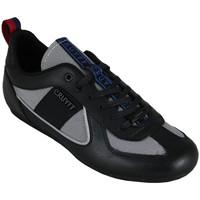 Sapatos Homem Sapatilhas Cruyff nite crowler black Preto