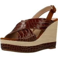 Sapatos Mulher Sandálias Unisa MIGUEL CRW Marron
