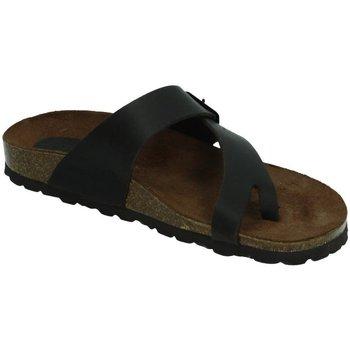 Sapatos Mulher Chinelos Interbios  Castanho