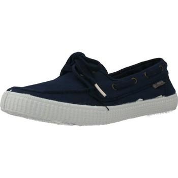 Sapatos Homem Sapatilhas Victoria 116600 Azul
