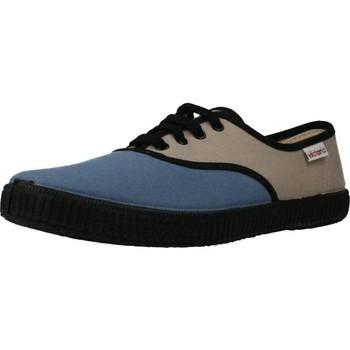 Sapatos Mulher Sapatilhas Victoria 106689 Azul
