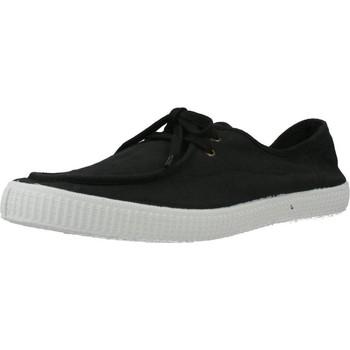 Sapatos Homem Sapatilhas Victoria 116601V Preto