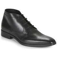 Sapatos Homem Botas baixas Carlington NOMINAL Preto