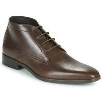 Sapatos Homem Botas baixas Carlington NOMINAL Castanho