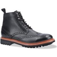 Sapatos Homem Botas baixas Cotswold  Preto