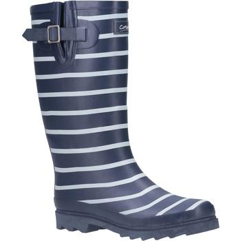Sapatos Mulher Botas de borracha Cotswold  Marinha