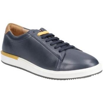 Sapatos Homem Sapatilhas Hush puppies  Marinha