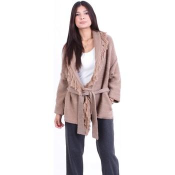 Textil Mulher Tops / Blusas Albino Teodoro BL8000802 Preto e verde