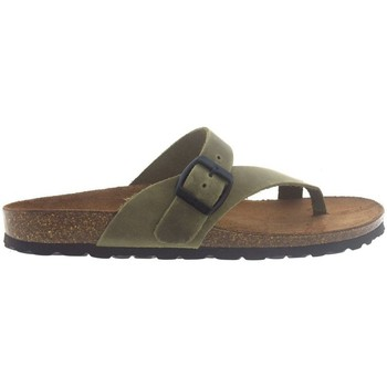 Sapatos Mulher Sandálias Interbios Sandalias  7119 Kaki Verde