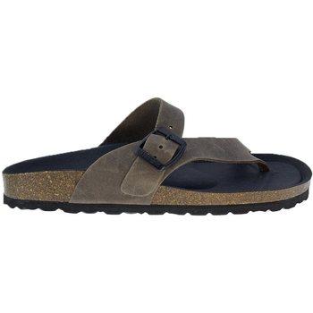 Sapatos Mulher Sandálias Interbios Sandalias  7119 Pardo Gel Castanho