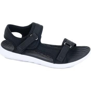 Sapatos Mulher Sandálias desportivas 4F H4L20 SAD001 Czarny Preto