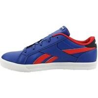 Sapatos Criança Sapatilhas Reebok Sport Royal Comp 2 Vermelho, Azul