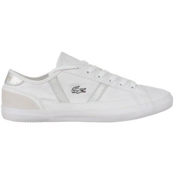 Sapatos Mulher Sapatilhas Lacoste Sideline 216 1 Cfa Branco