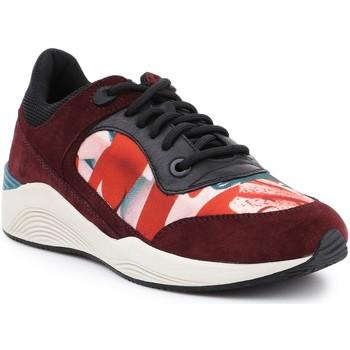 Sapatos Mulher Sapatilhas Geox D Omaya C D540SC-0AN22-C7V7J Multicolor