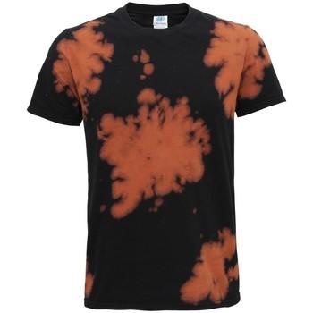 Textil T-Shirt mangas curtas Colortone TD09M Preto