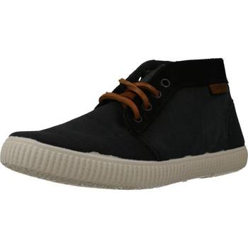 Sapatos Mulher Sapatilhas de cano-alto Victoria 106675 Preto