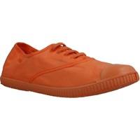 Sapatos Mulher Sapatilhas Victoria 26621V Laranja