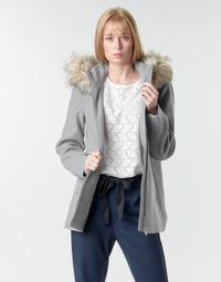 Textil Mulher Casacos Vero Moda VMCOLLARYORK Cinza