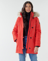 Textil Mulher Parkas Vero Moda VMEXPEDITION Vermelho