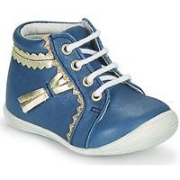 Sapatos Rapariga Sapatilhas de cano-alto GBB ACINTA Azul