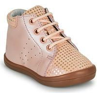 Sapatos Rapariga Sapatilhas de cano-alto GBB NAHIA Rosa