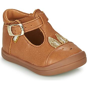 Sapatos Rapariga Sabrinas GBB ANINA Conhaque