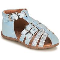 Sapatos Rapariga Sandálias GBB RIVIERA Azul