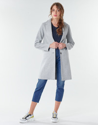 Textil Mulher Casacos Only ONLCARRIE BONDED Cinza