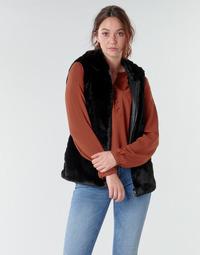 Textil Mulher Jaquetas Only ONLMALOU Preto